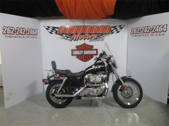 2003 Harley-Davidson® XL1200C - Sportster® 1200 Custom | 886324