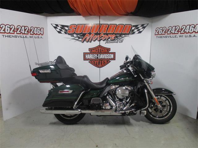 2015 Harley-Davidson® FLHTK - Ultra Limited | 886325
