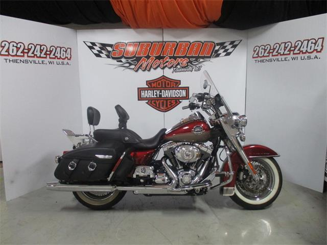 2009 Harley-Davidson® FLHRC - Road King® Classic | 886328