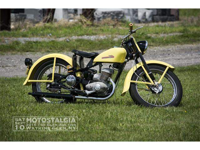 1957 Harley-Davidson Motorcycle | 886332