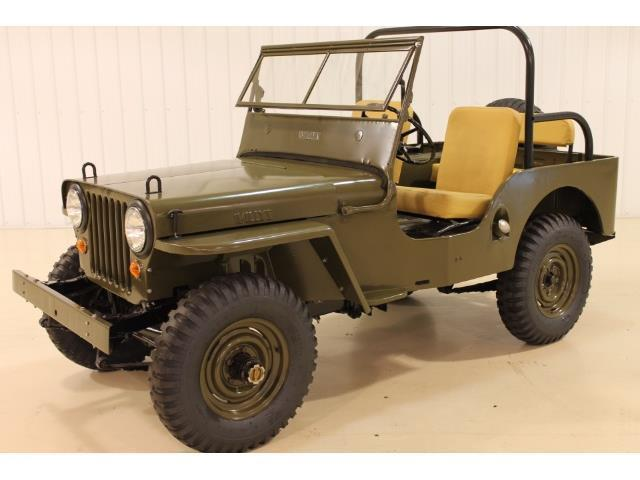 1947 Willys Overland CJ-2A | 886335