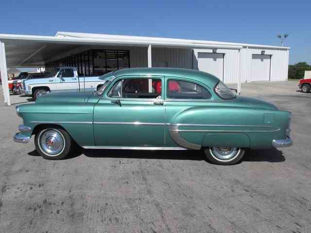 1954 Chevrolet 2-Dr Coupe | 886340