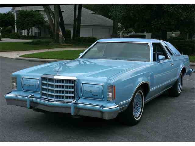1979 Ford Thunderbird | 886344