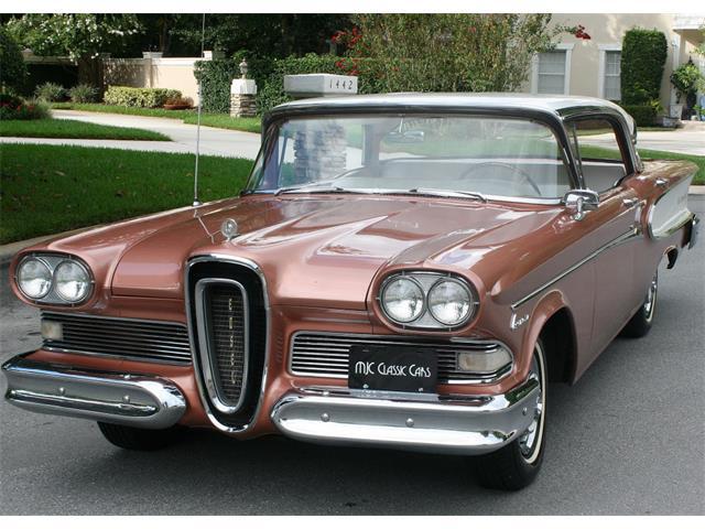 1958 Edsel Corsair | 886349