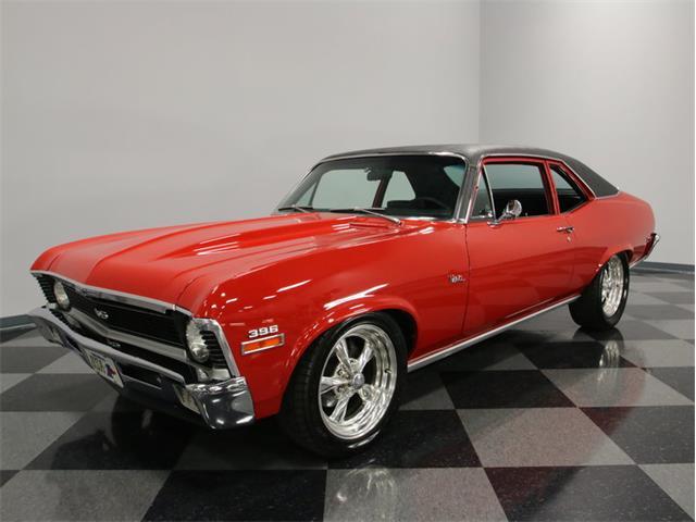 1970 Chevrolet Nova | 886351