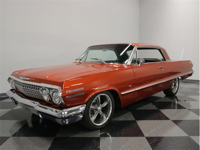 1963 Chevrolet Impala | 886352