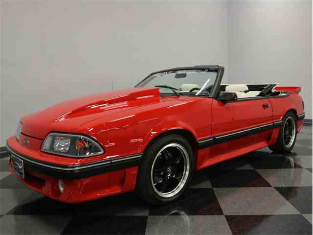 1987 Ford Mustang | 886353