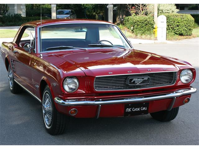 1966 Ford Mustang | 886354