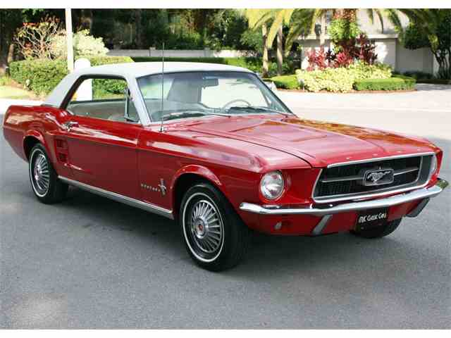 1967 Ford Mustang | 886360