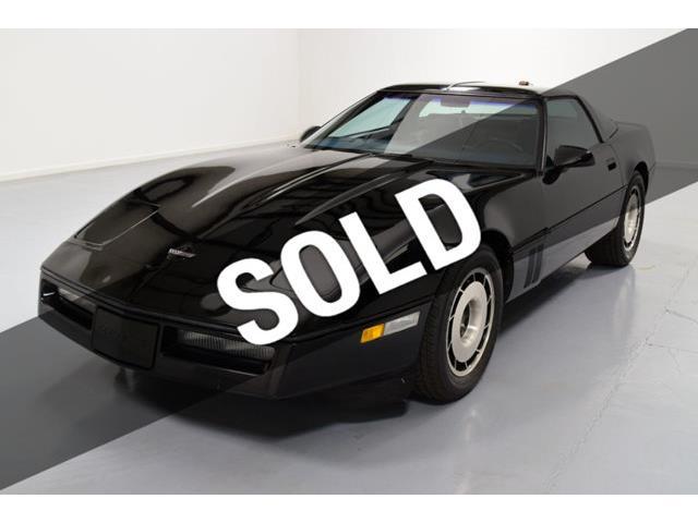 1985 Chevrolet Corvette   886366