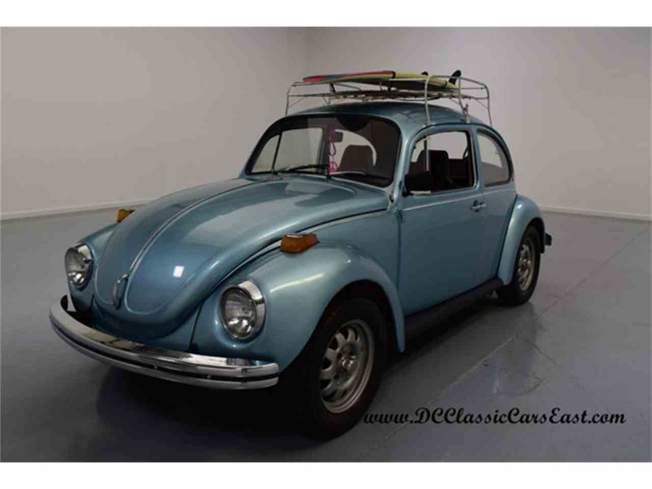 1972 volkswagen super beetle for sale cc 886369. Black Bedroom Furniture Sets. Home Design Ideas