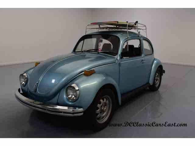 1972 Volkswagen Super Beetle | 886369