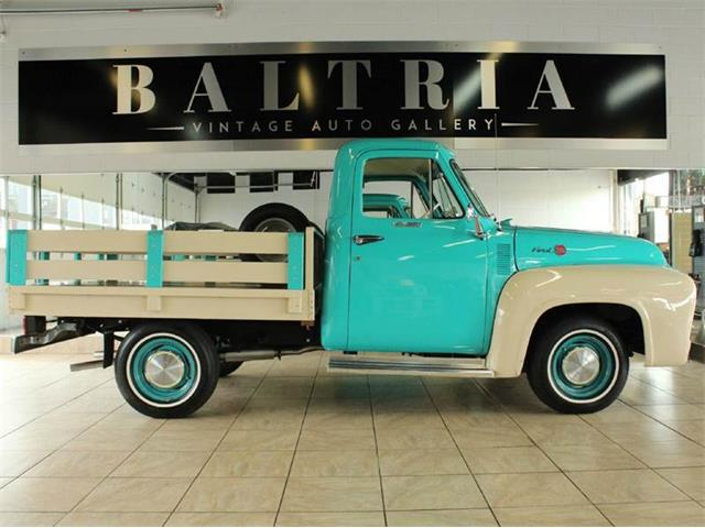 1955 Ford F100 | 886371