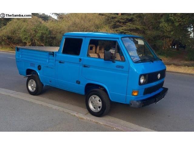 1983 Volkswagen Pickup | 886372
