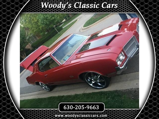 1972 Oldsmobile Cutlass | 886373