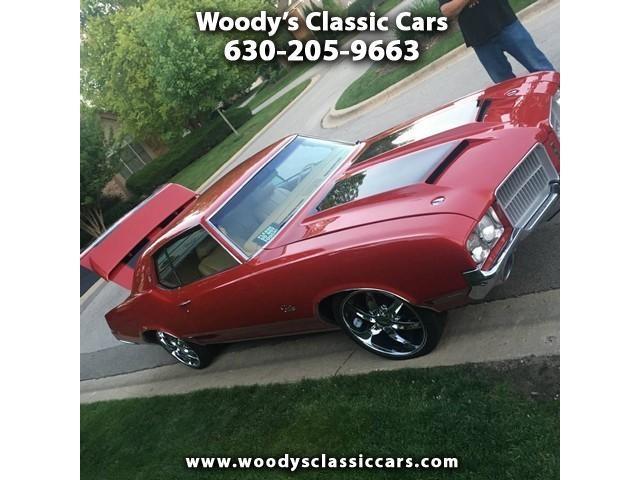 1972 Oldsmobile Cutlass | 886373