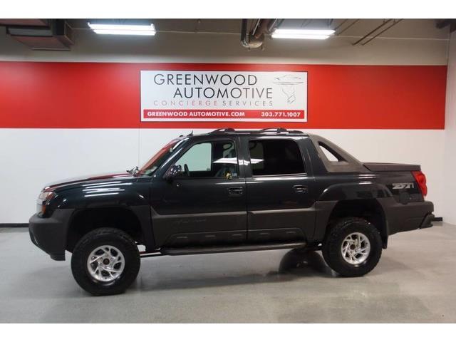 2004 Chevrolet Avalanche | 886382