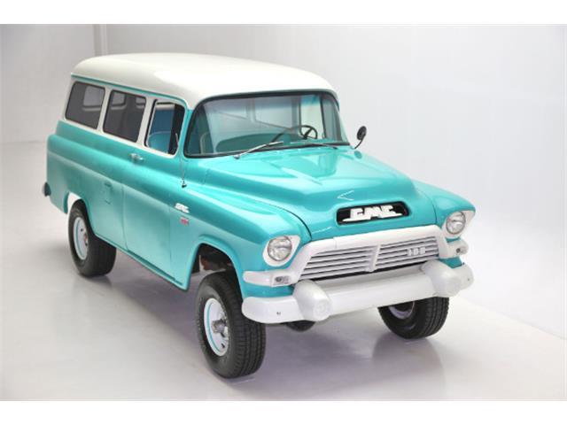1957 GMC Suburban | 880639