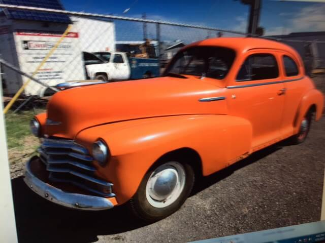 1948 Chevrolet 2-Dr Coupe | 886396