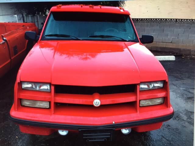 1993 GMC Sierra | 886397