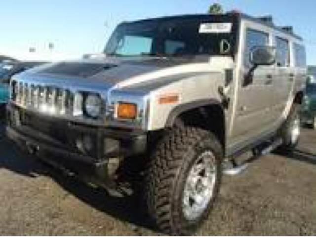 2004 Hummer H2 | 886398