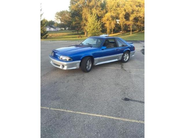1987 Ford Mustang | 886411