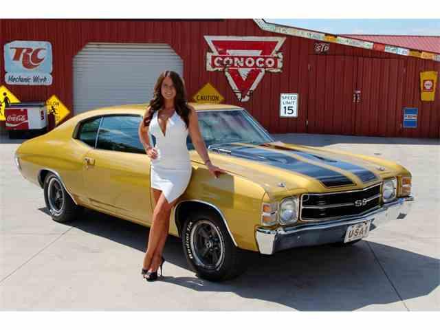 1971 Chevrolet Chevelle | 886415