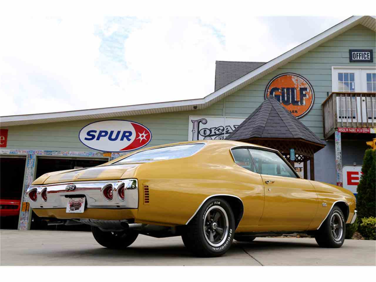 Large Picture of '71 Chevelle - IZYN