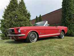 1966 Ford Mustang for Sale - CC-886417