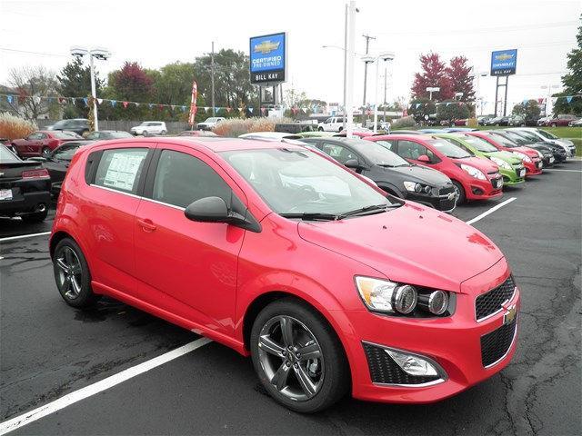 2015 Chevrolet Sonic | 886424
