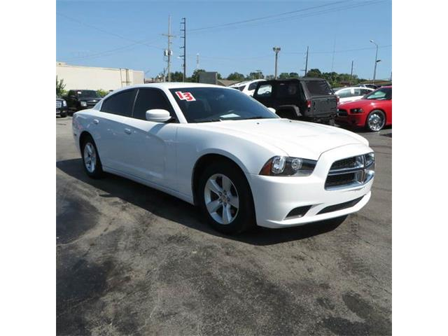 2013 Dodge Charger | 886438