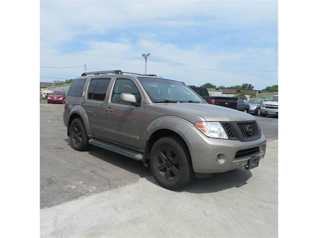 2008 Nissan Pathfinder | 886439