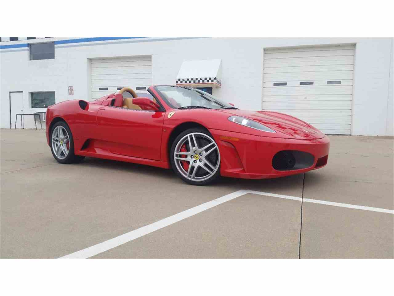 Large Picture of '07 F430 - IZZI