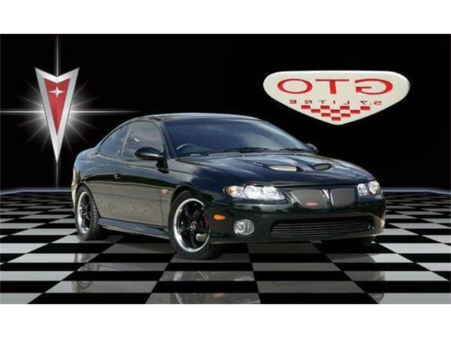 2004 Pontiac GTO | 886449