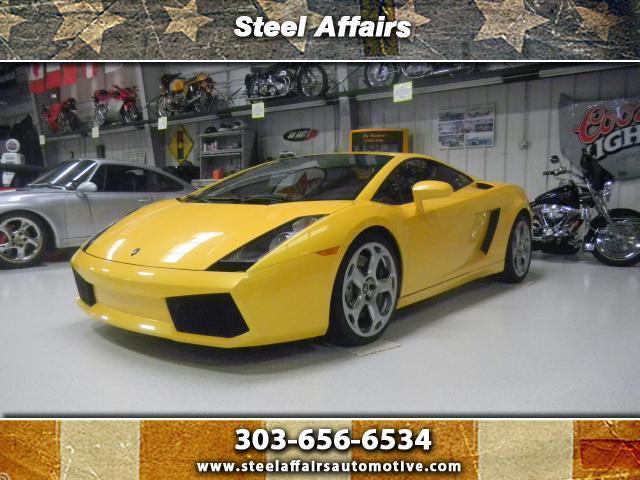 2005 Lamborghini Gallardo | 886457