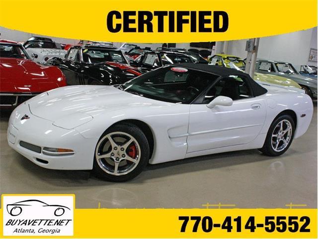 2004 Chevrolet Corvette | 886464