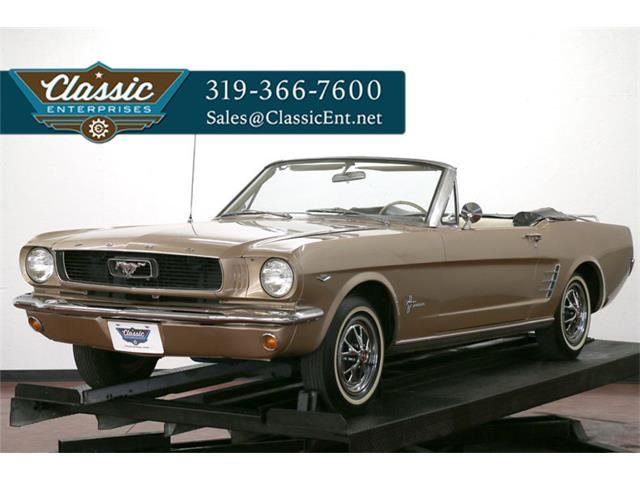 1966 Ford Mustang | 886468
