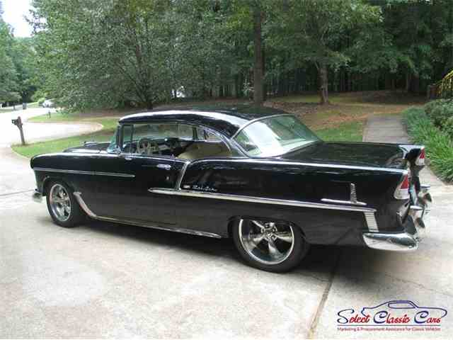 1955 Chevrolet Bel Air | 886472