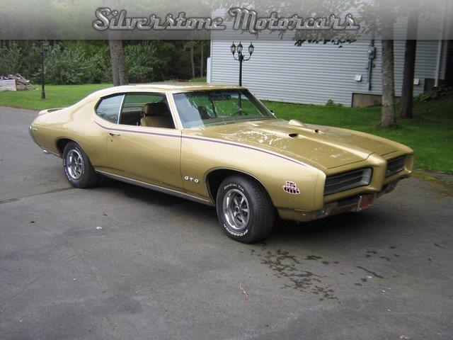 1969 Pontiac GTO RAM AIR IV Judge Clone | 886474