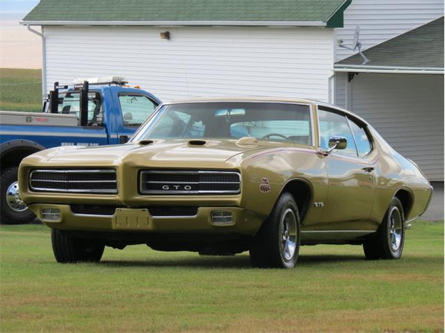 1969 Pontiac GTO RAM AIR Judge Clone | 886474