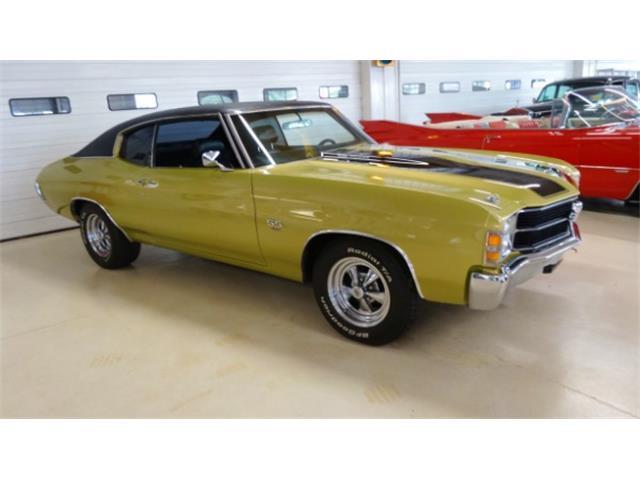 1971 Chevrolet Chevelle SS | 886476