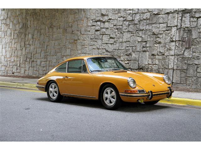 1967 Porsche 911S | 886487