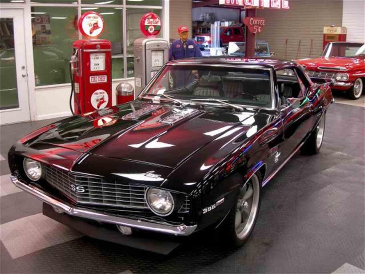 Large Picture of '69 Camaro - J00O
