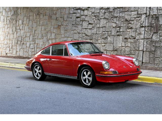 1972 Porsche 911T | 886493