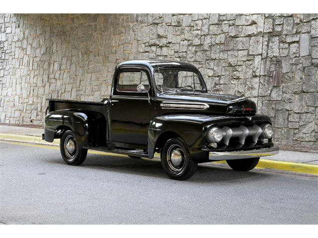 1951 Ford F1 | 886494