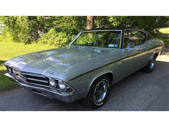 1969 Chevrolet Chevelle SS | 880065