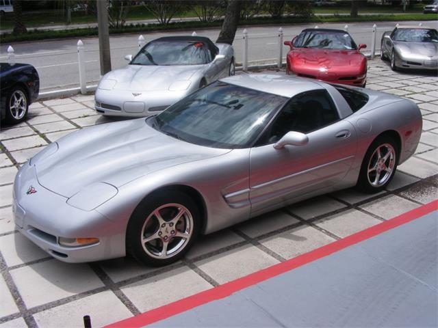2000 Chevrolet Corvette | 886515