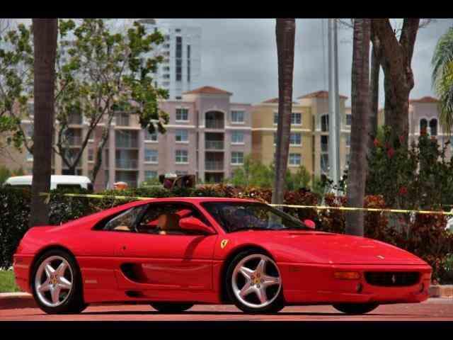 1995 Ferrari F355GTB Berlinetta | 886520