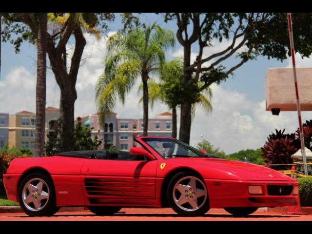1995 Ferrari 348 Spider | 886520