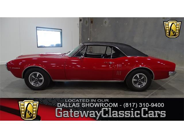 1967 Pontiac Firebird | 886522
